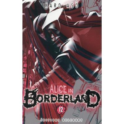 Alice in borderland tome 12