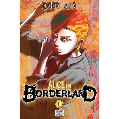 Alice in borderland tome 14