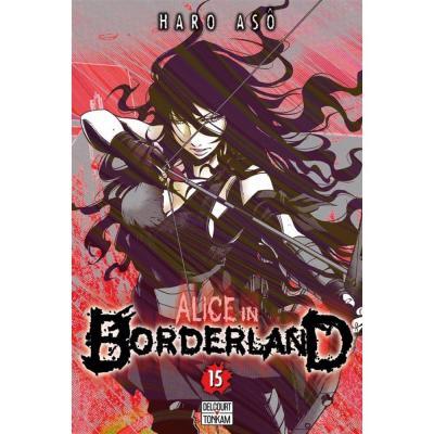Alice in borderland tome 15