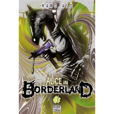 Alice in borderland tome 2
