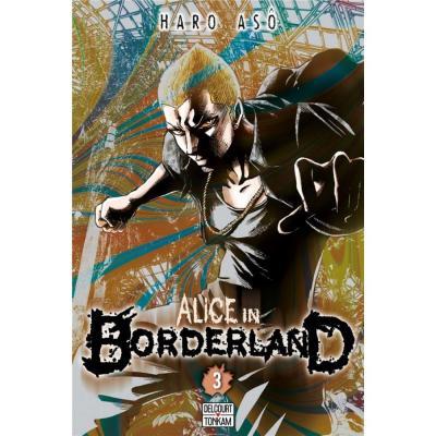 Alice in borderland tome 3