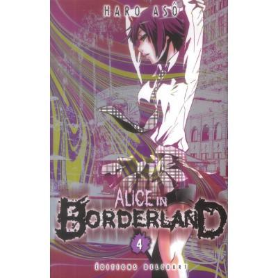 Alice in borderland tome 4