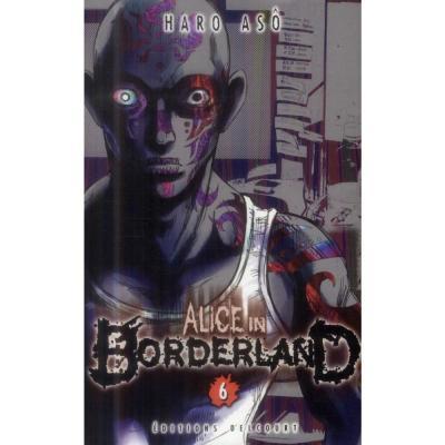 Alice in borderland tome 6