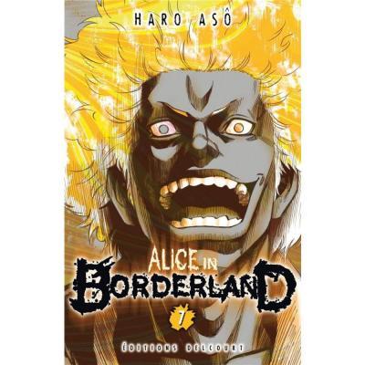 Alice in borderland tome 7