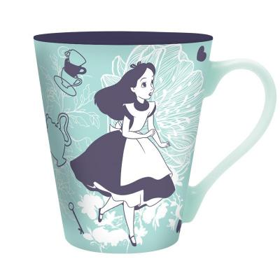 Alice mug 340 ml alice chat du cheshire