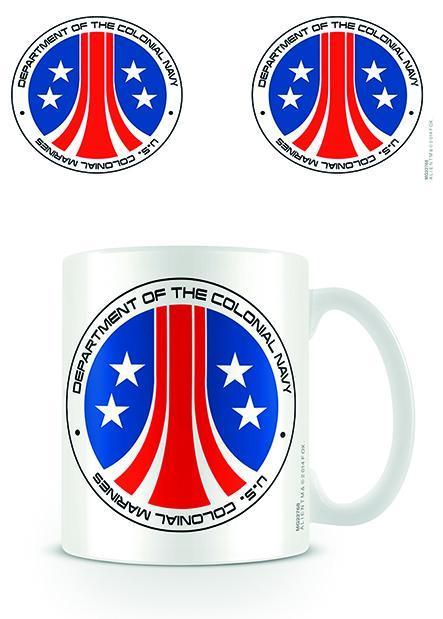 Alien colonial marines mug 315ml