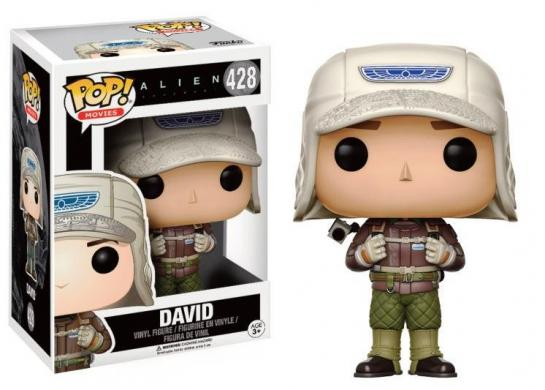 Alien covenant bobble head pop n 428 david