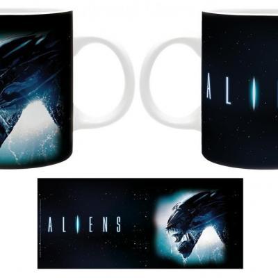 Alien mug 320ml