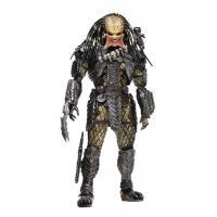 Alien vs predator scar predator unmasked action figure 12cm 1