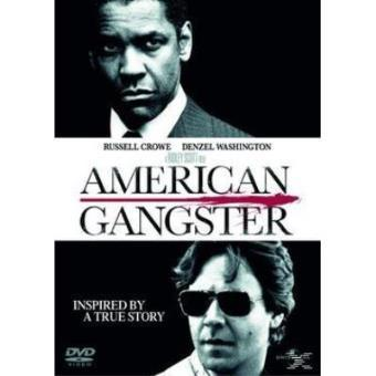 American gangster dvd occasion