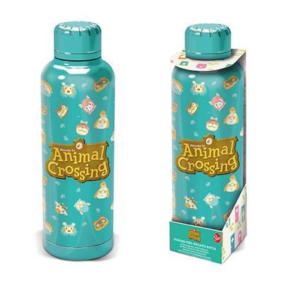 Animal crossing bouteille en acier inoxydable 515ml
