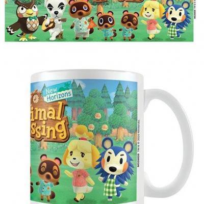 Animal crossing lineup mug 315ml
