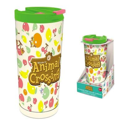 Animal crossing mug thermo en acier inoxydable 425ml
