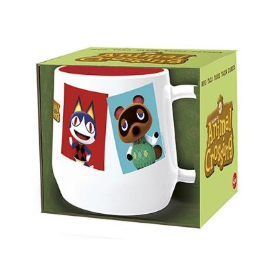 Animal crossing tasse globe 384ml
