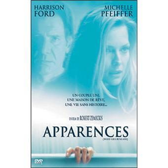 Apparences what lies beneath dvd occasion