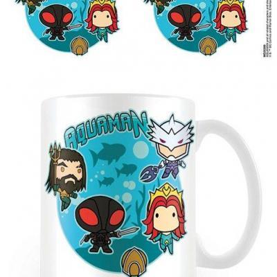 Aquaman bubble battle mug 315ml