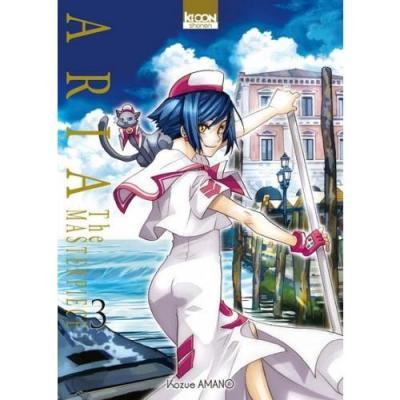 Aria tome 3 the masterpiece