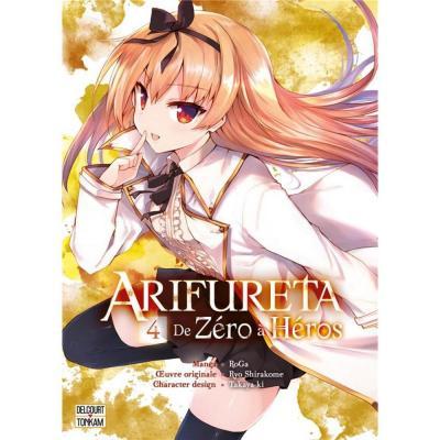 Arifureta tome 4 de zero a heros