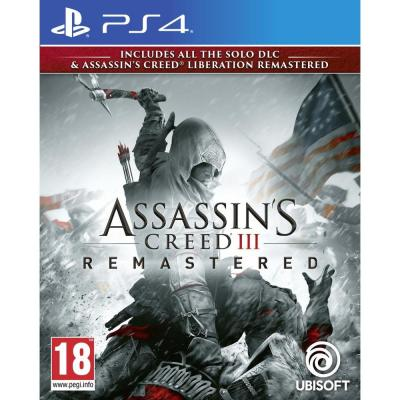 Assassin s creed 3 assassin s creed liberation remastered