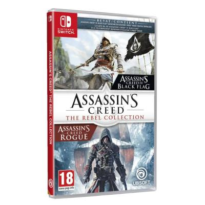 Assassin s creed black flag assassin s creed rogue remastered