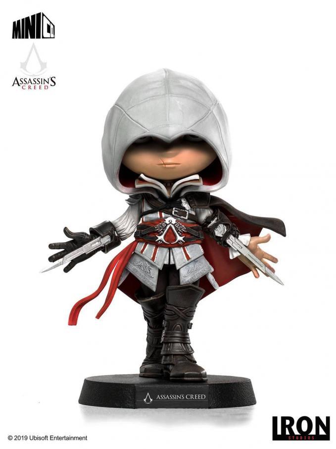 Assassin s creed ii figurine mini co pvc ezio 14cm 2