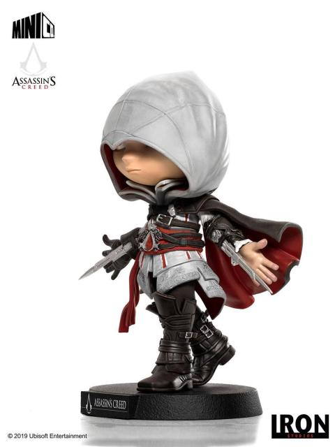 Assassin s creed ii figurine mini co pvc ezio 14cm 5