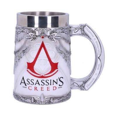Assassin s creed logo chope en resine 15cm