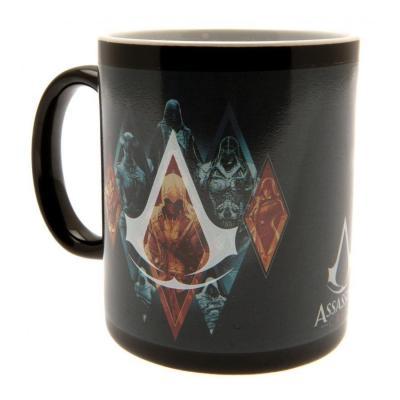 Assassin s creed mug thermoreactif 300 ml legacy