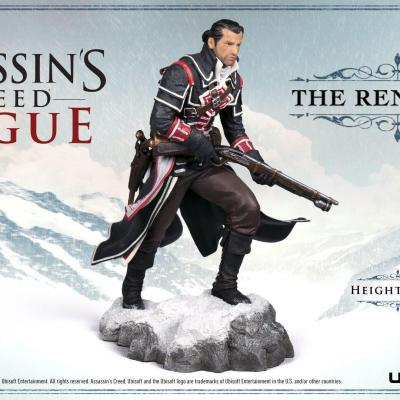Assassin s creed rogue the renegade statue officiel ubisoft 24cm 1