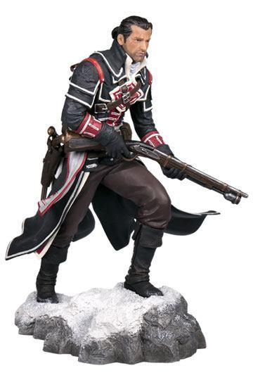 Assassin s creed rogue the renegade statue officiel ubisoft 24cm 2