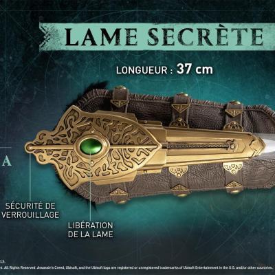 Assassin s creed valhalla hidden blade replica figurine