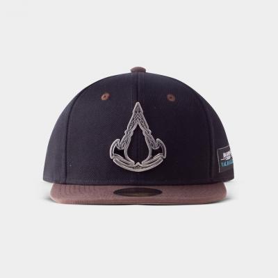 Assassin s creed valhalla metal badge casquette