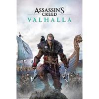 Assassin s creed valhalla poster 61x91 5cm 1