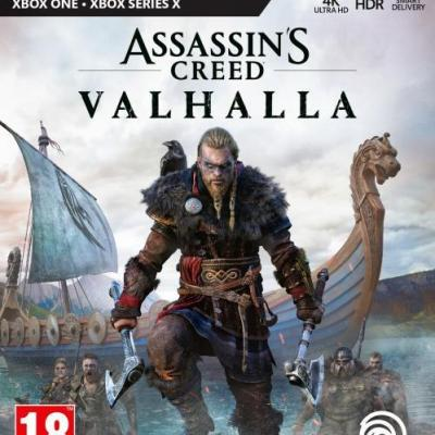 Assassin s creed valhalla xbox one xbox series x