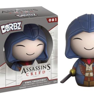 Assassin s creed vinyl sugar dorbz arno