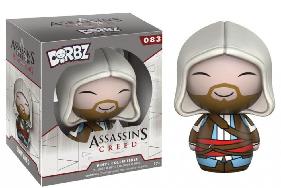 Assassin s creed vinyl sugar dorbz edward