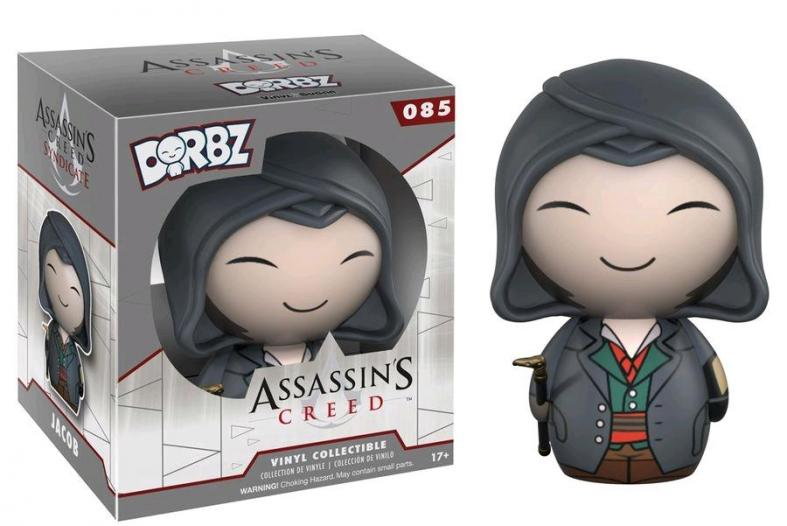Assassin s creed vinyl sugar dorbz jacob