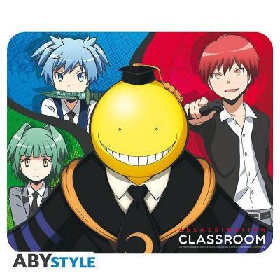 Assassination classroom group tapis de souris 23 5x19 5cm