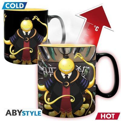 Assassination classroom koro mug thermoreactif 460ml