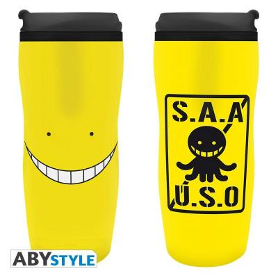 Assassination classroom koro sensei mug de voyage 355ml