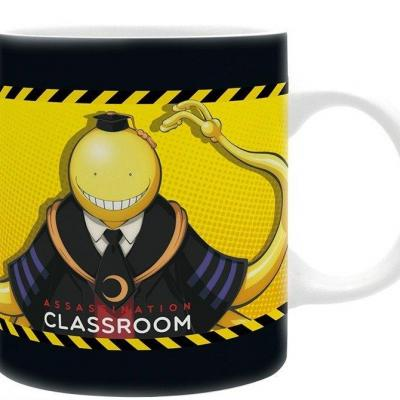 Assassination classroom koro vs eleves mug 320 ml
