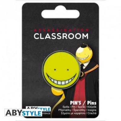 Assassination classroom pin s koro sensei