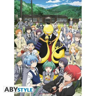 Assassination classroom poster 91x61 groupe