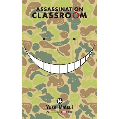 Assassination classroom tome 14