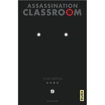 Assassination classroom tome 19