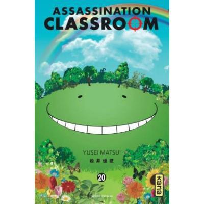 Assassination classroom tome 20