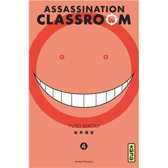 Assassination classroom tome 4