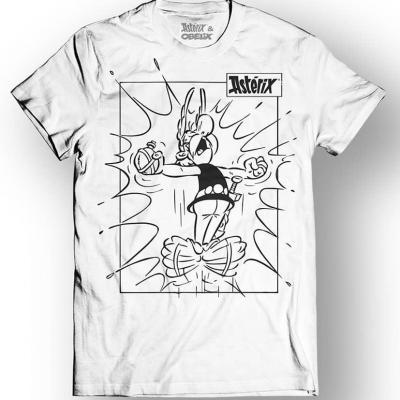 Asterix obelix t shirt power white