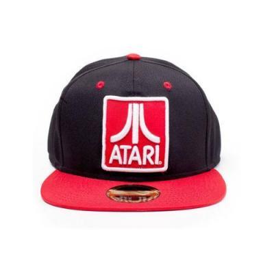 Atari casquette snapback logo