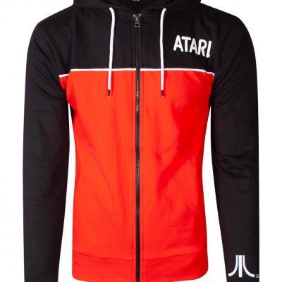 Atari zip hoodie homme